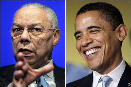 Obama |Powell